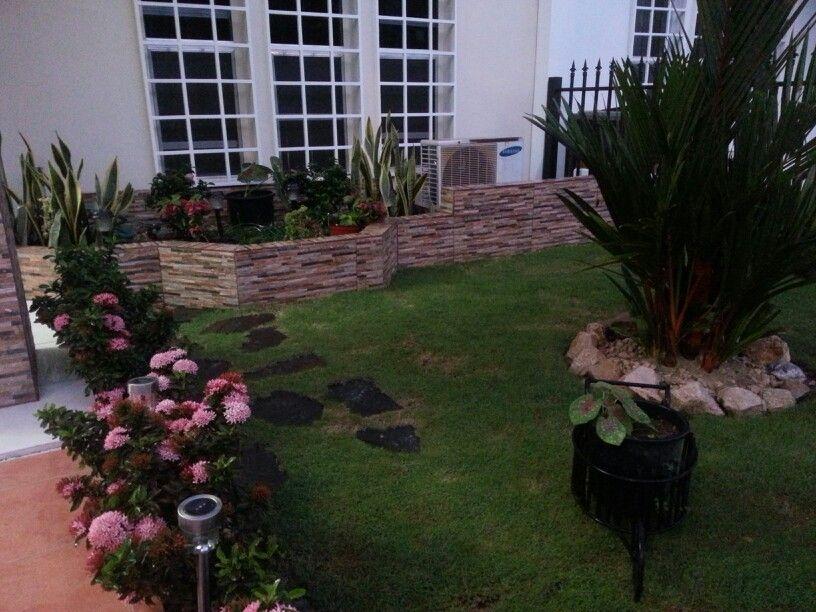 Jard n delantero de mi casa panam jard n delantero for Casas mi jardin
