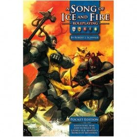 In Song Of Ice And Fire Roleplaying Hardcover The King Is Dead