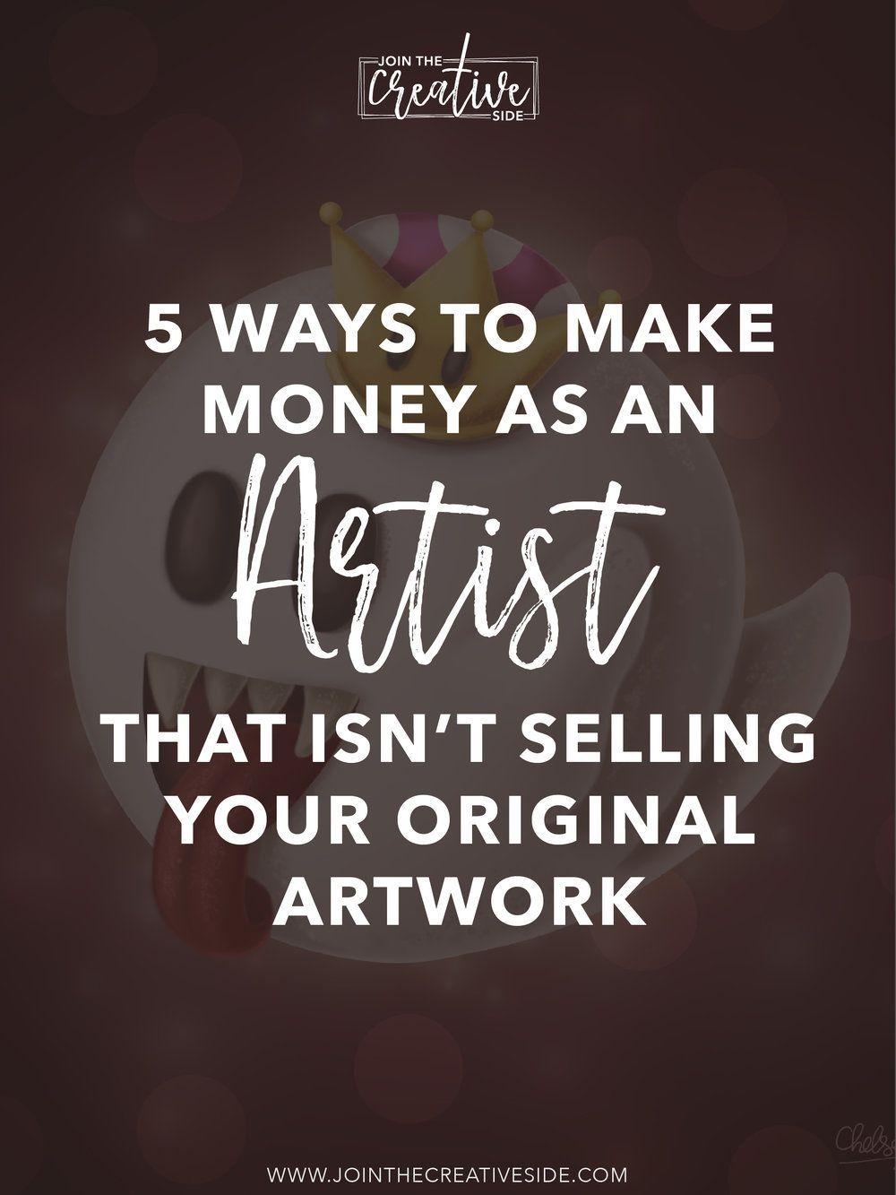 5 ways you can make money as an artist that isn't selling your original artwork — Join The Creative Side - 5 ways you can make money as an artist that isn't selling your original artwork — Join The Creat - #3dArtwork #3dCharacter #AnimalIllustrations #ArtOfAnimation #artist #Artwork #CharacterIllustration #ConceptArt #Creative #DigitalArt #DigitalPaintings #Fantasy #FantasyArt #FantasyArtwork #IllustrationArt #InspiringArt #Isnt #join #LuisRoyo #MangaArt #MangaIllustration #Money #original #Pho