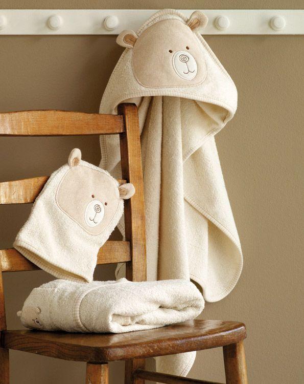 Natures Purest. Махровое полотенце и варежка для мытья Обними меня ...