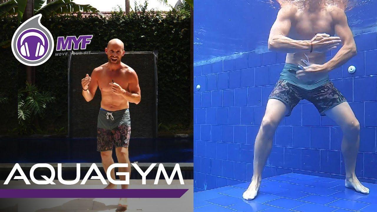 Aquagym Exercices à Faire En Piscine Hiit Alexandre Mallier Youtube Exercice Piscine Exercices Aquagym Hiit