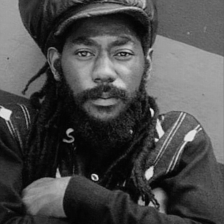 Johnny Clark 80s Volcano Hi Power Sound Photo By Tero Kaski Reggae The Golden Age In 2019 Reggae Artists Jamaican Music Black Music Artists