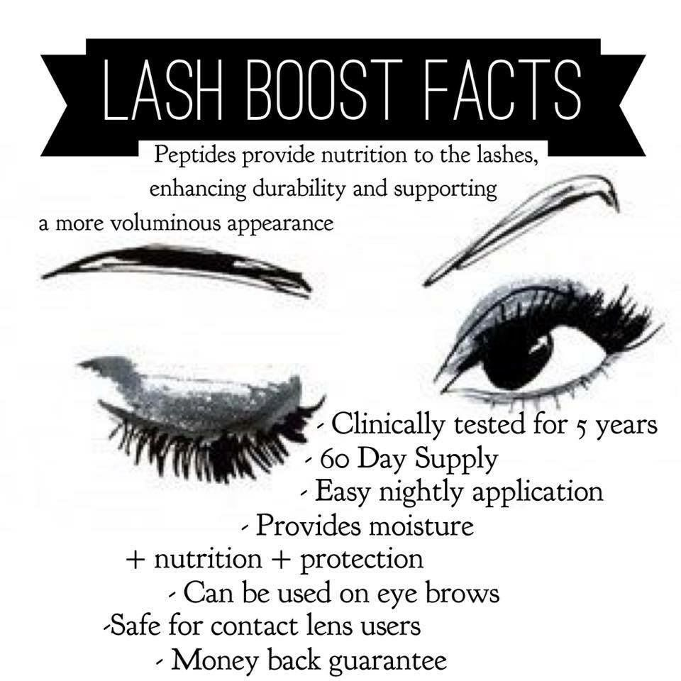 8506989657c Rodan +Fields LASH BOOST. Clinical trials showed: -85% longer-looking lashes  -90% fuller-looking lashes -63% darker-looking lashes #Lashes #LashBoost