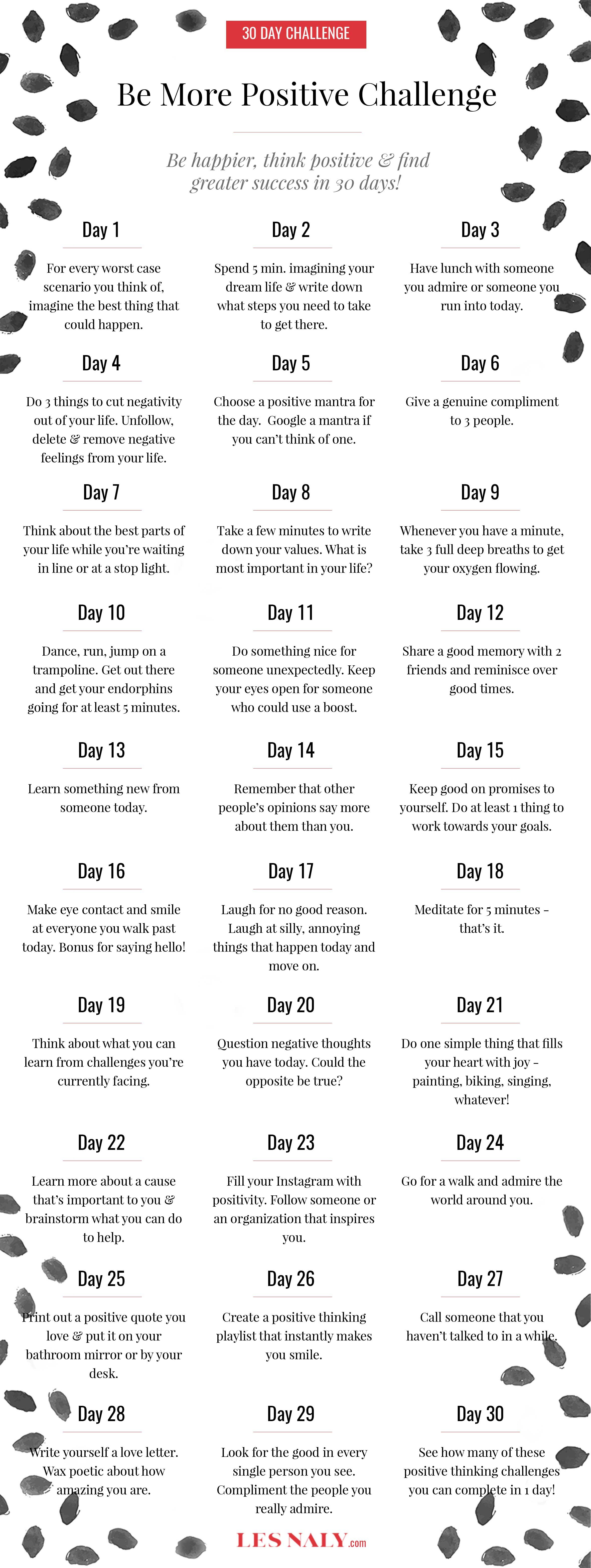 Join Greatists 30-Day Self-Care Challenge