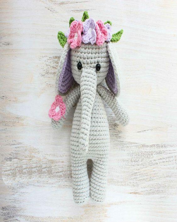 Amigurumi Cuddle Me Fil tarifi | Amigurumi Crochet | Pinterest ...