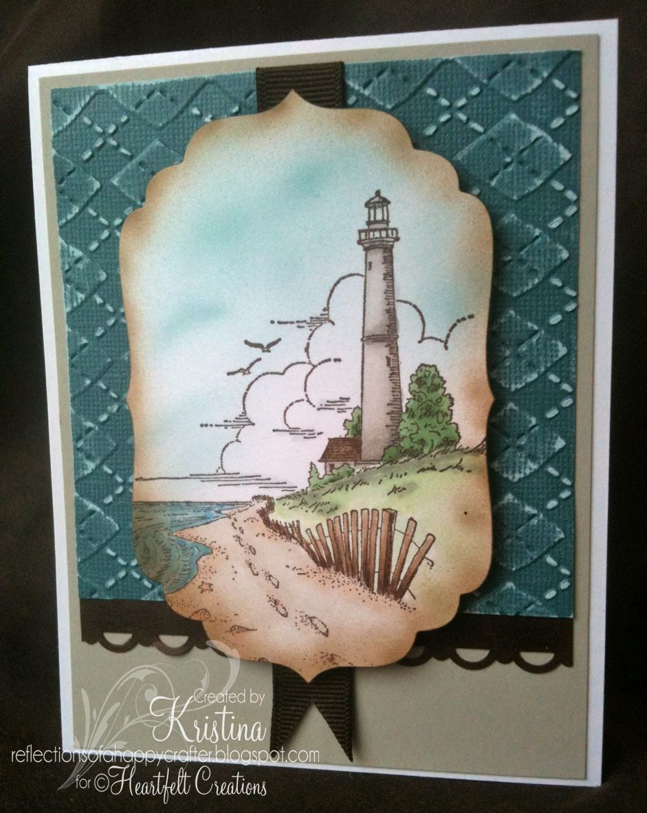 Cards with lighthouse stamp how many girly cards i made so i made cards with lighthouse stamp how many girly cards i made so i made up a kristyandbryce Choice Image