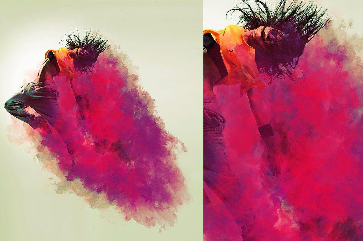 Beautiful Watercolor Portrait Effect Photoshop Tutorial