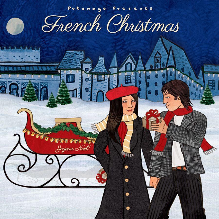French Christmas | Holiday Spirit | Pinterest | French christmas