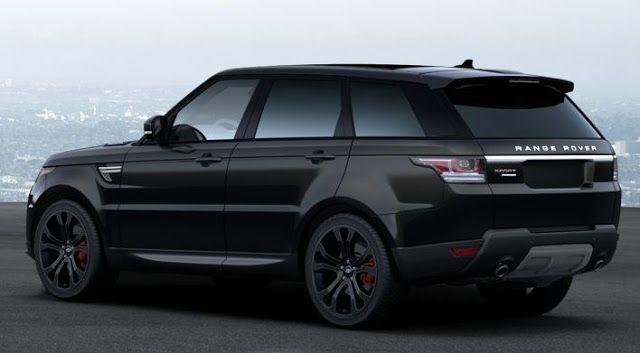 2017 Range Rover Configurations >> Range Rover Sport 2014 Black Rover Sport Santorini Black