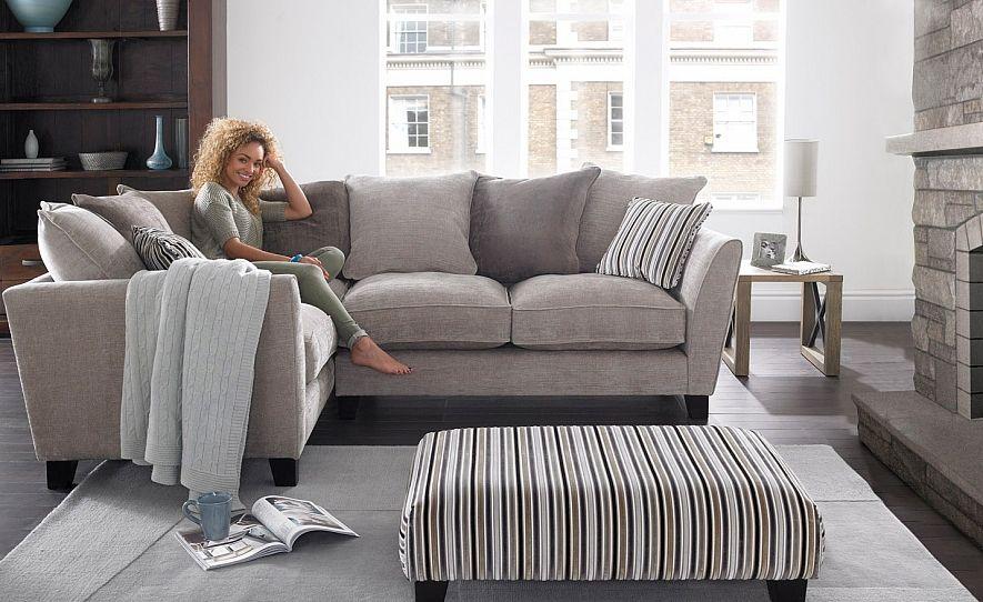 Fabric Sofas And Fabric Corner Sofa Ranges Csl Sofa Shops Uk With Images Fabric Sofa Sofa Shop Blue Grey Living Room