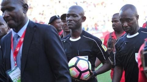 "Ghanaian referee Joseph Lamptey has been banned for life by Fifa  South  African football chiefs have agreed a 2018 World Cup qualifying tie  against Senegal should be replayed ""on ethical and moral grounds"".  World governing body Fifa ordered the replay after the referee for the original game Joseph Lamptey was banned for manipulating the match. The South African Football Association (Safa) had been considering an appeal but now says it agrees with Fifa. However it said it would appeal should the referee's ban be overturned.South Africa beat Senegal 2-1 in the original tie last year. On Tuesday Safa said it ""has decided on ethical and moral grounds that if this match was manipulated we should replay it"". It  later added: ""We have however noted that the official at the centre of  all this controversy has appealed his case to the courts of law. ""If  the courts overturn the decision everything becomes null and void and  Safa will reserve its right to challenge the decision of Fifa to replay  the match. ""Safa's zero tolerance on corrupt activities within  football are well documented and it is in this light that we decided to  comply with the Fifa directive.""  REVISED GROUP D TABLE  Played  Points  Burkina Faso  4  6  Cape Verde  4  6  Senegal  3  5  South Africa  3  1  Safa had been considering an appeal as it had not been consulted by investigators. It  means that South Africa are now bottom of Group D with a single point  from three matches and now trail the third-placed Senegalese by four  points.  Burkina Faso top the group with six points just ahead of  island nation Cape Verde on goal difference with only the group  winners qualifying for the World Cup in Russia. Fifa will decide  on 14 September on the exact date for the replay which will take place  in the international window in November - one month before the 2018  World Cup draw. Neither South Africa nor Senegal have been accused of any wrongdoing."