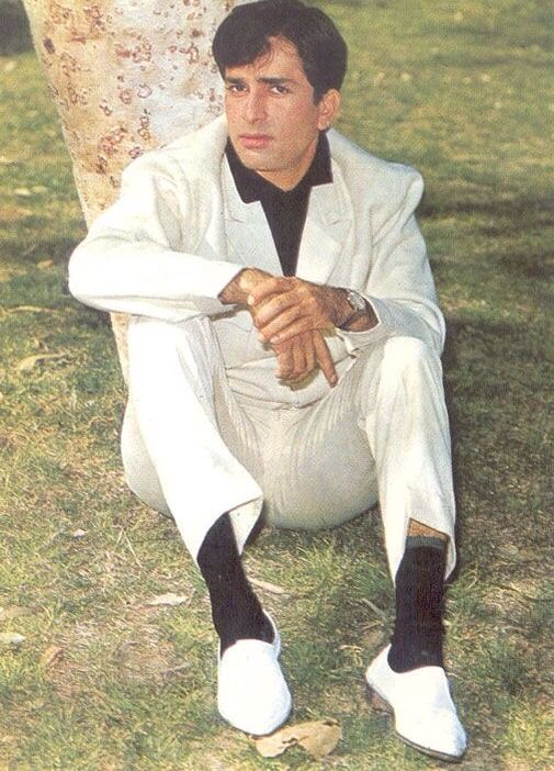 Image result for shashi kapoor grass