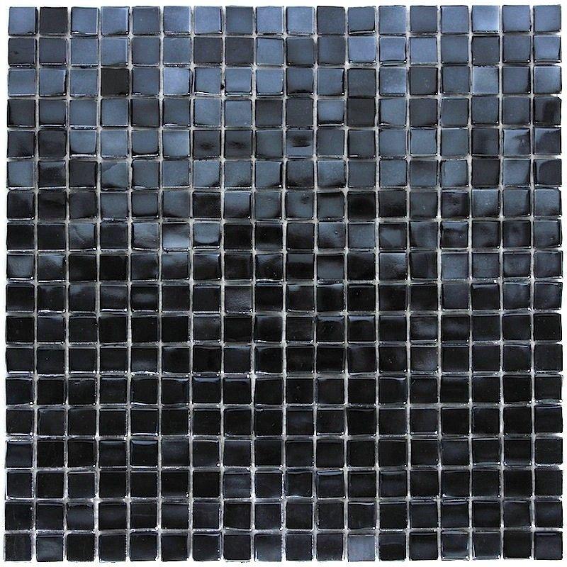 Mosaique En Pate De Verre Rainbow Carbone Verre En Mosaique
