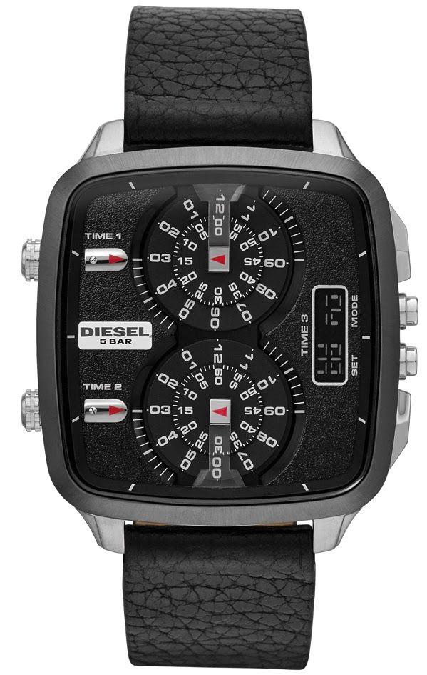 e5dd08ea282 DIESEL TIME Relógios Pulseira