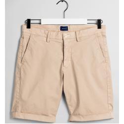 Photo of Gant Sunbleached Shorts (Beige) Gant