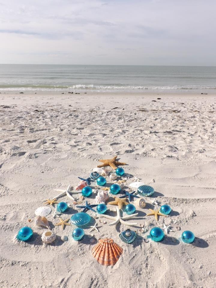 #beachChristmas