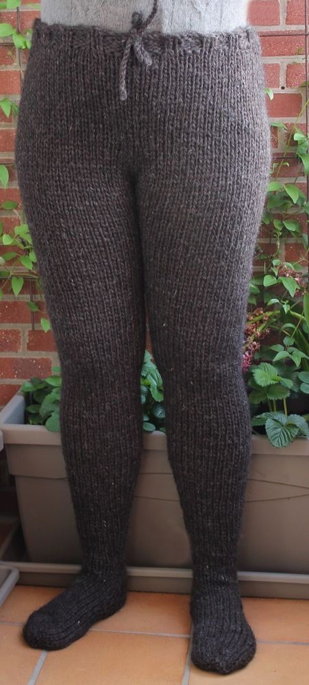 100 Lopi Icelandic Wool Sweater Itchy Leggings Tights