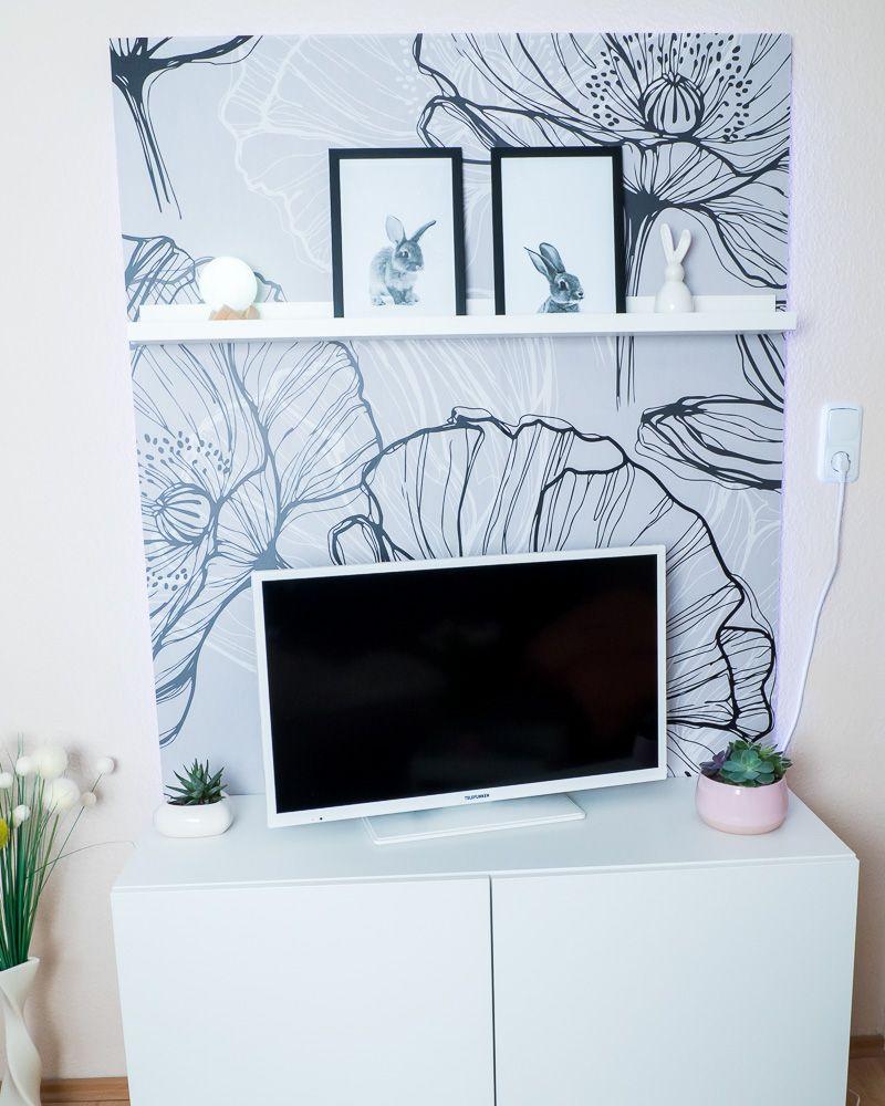 Diy Tv Wand Mit Indirekter Beleuchtung Eine Anleitung Zum Selberbauen Indirekte Beleuchtung Tv Wand Beleuchtung Tv Wand