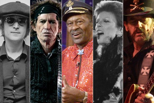 The History of Classic Rock Chuck Berry Cover Songs | Ultimate Classic Rock