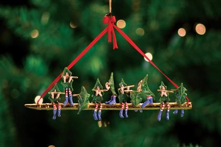 Patience Brewster - Twelve Days of Christmas: Ten Pipers Piping ...