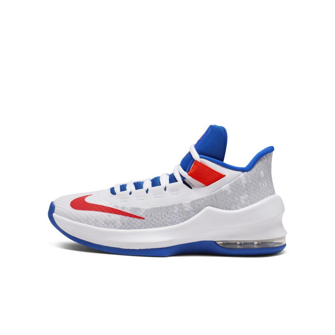 Nike Air Max Infuriate 2 Mid LittleBig Kids' Shoe Size 1Y