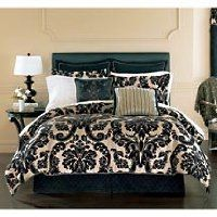 Love This Damask Bedding Going With Damask Stripes Polka Dots