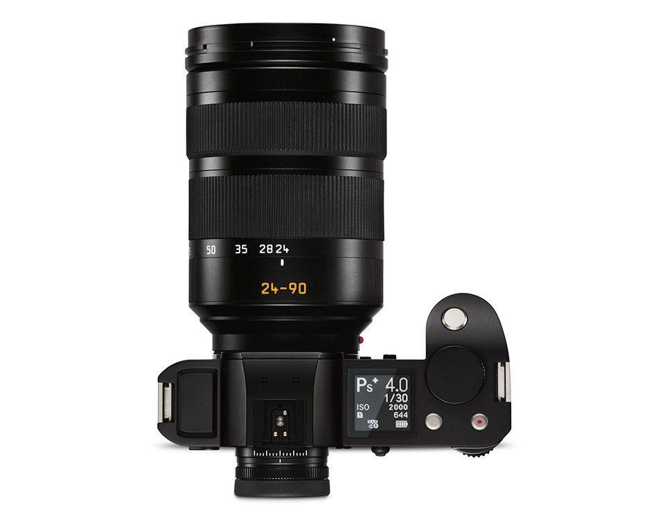 Leica SL Mirrorless Full Frame Digital Camera 5 • TheCoolist - The ...