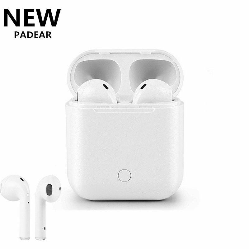 Padear I9s Mini Bluetooth Ecouteurs Ecouteurs Sans Fil Casques Oreille Double Pas Air Gousses Pour Iphone Andorid Ap Portable Audio Electronic Products Earbuds