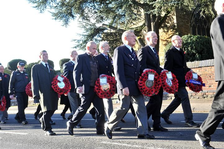 Oadby Remembrance Day Parade pictures http://ow.ly/ffWB2