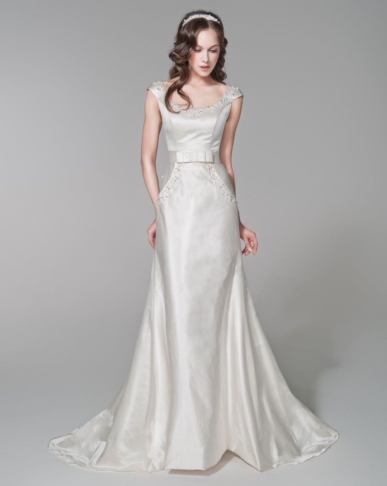 1940s style wedding dresses  Collection   Papilio Fashion House  Vintage Style Wedding Gowns