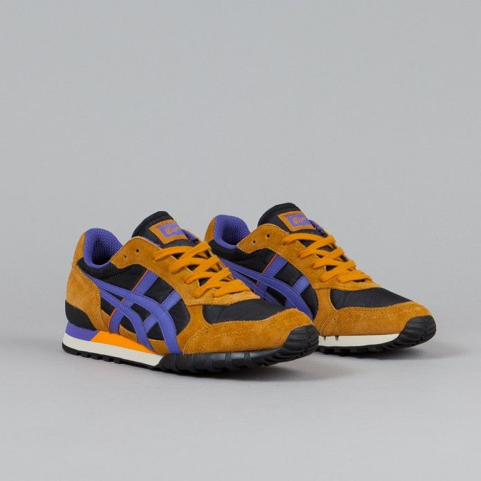 buy online 2f221 3df31 Onitsuka Tiger Colorado 85 Black / Ultra Violet | shoe ...