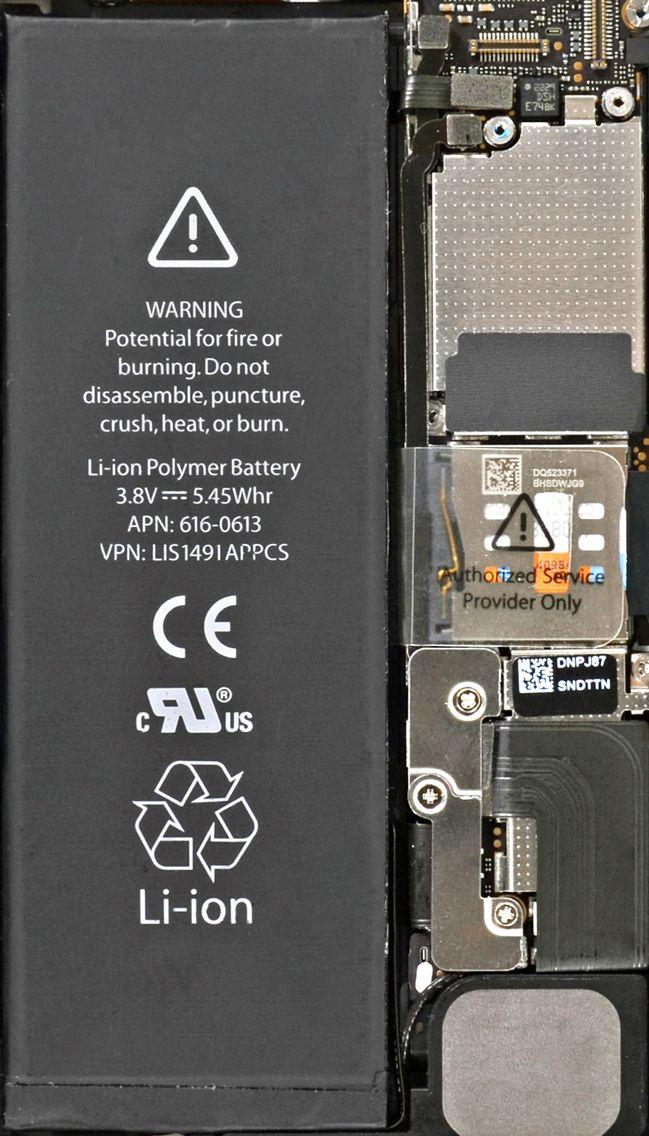 Iphone 5 Internals Wallpaper Download Iphone Homescreen