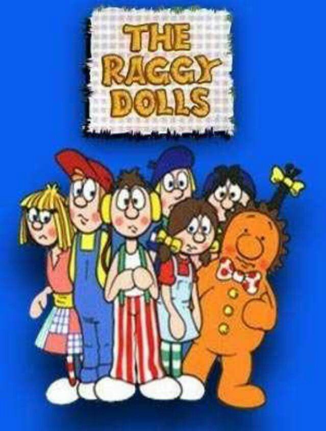 Pin by SkyBluePink on 80s/90s kid | Raggy dolls, Dolls, 90s toys