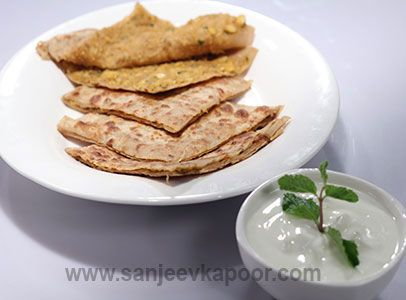 Bikaneri parantha recipe rajasthani speciality chana dal stuffed how to make bikaneri parantha recipe by masterchef sanjeev kapoor forumfinder Gallery