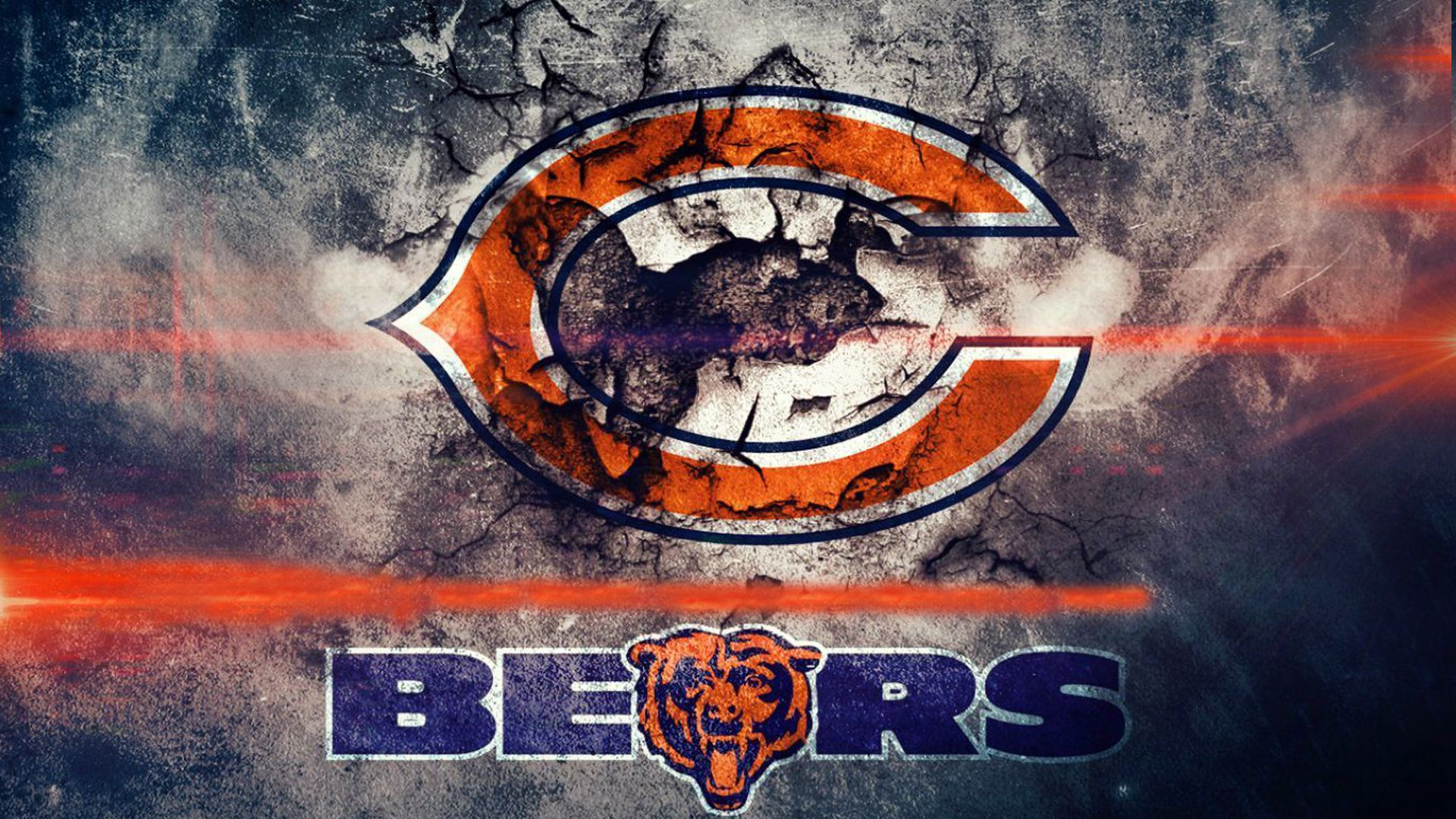 12 Best Chicago Bears Wallpapers #01 - The Bears ...