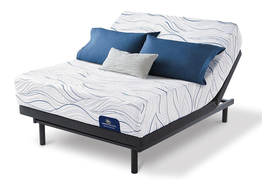 Serta Cascada Queen Memory Foam Perfect Sleeper Mattress