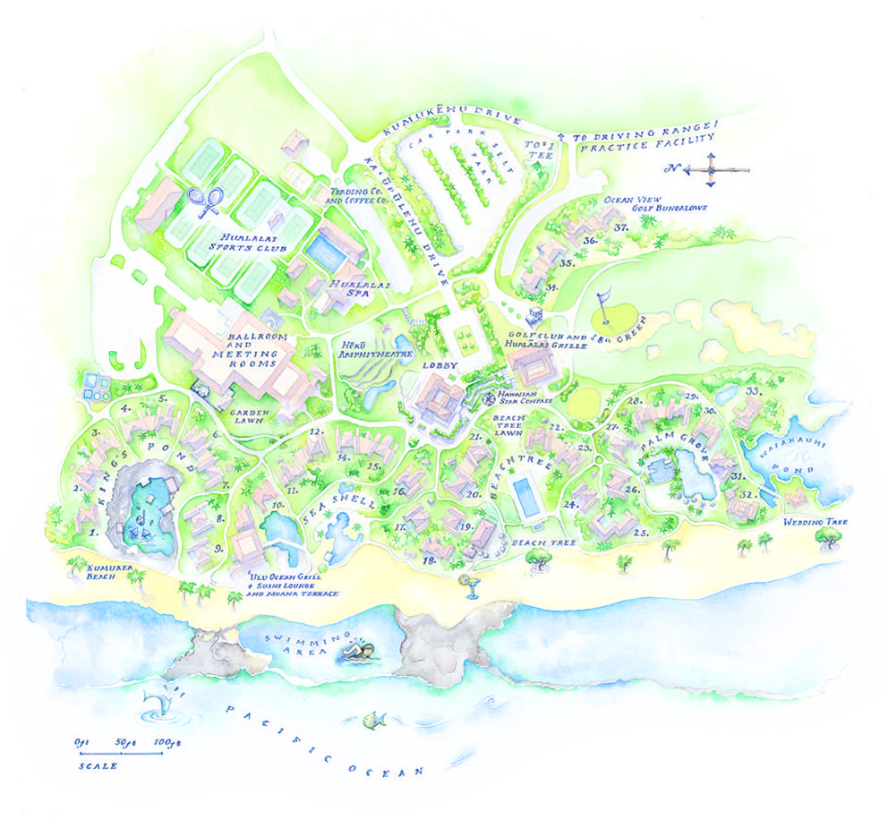 Four Seasons Resort Hualalai Map | World Cl Event Locations in ... on kauai beach resort, sand island oahu map, driving map maui beaches map, kalapaki bay map, kauai hawaii, kauai activities, kauai gardens, oahu waterfalls map, kauai hunting maps, best lanai map, kauai movie tour,