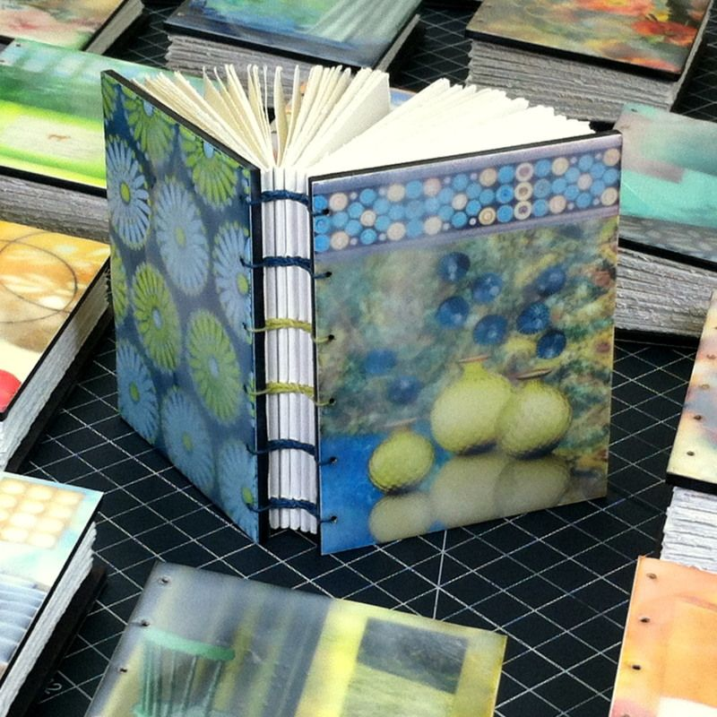 Sojourn — ERIN KEANE : Encaustic + Journals