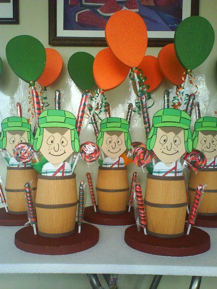 Pin by betty mendoza on centros de mesa pinterest - Decoraciones infantiles para ninos ...