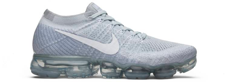 Air VaporMax 'Pure Platinum' | Nike, Pure platinum, Pure