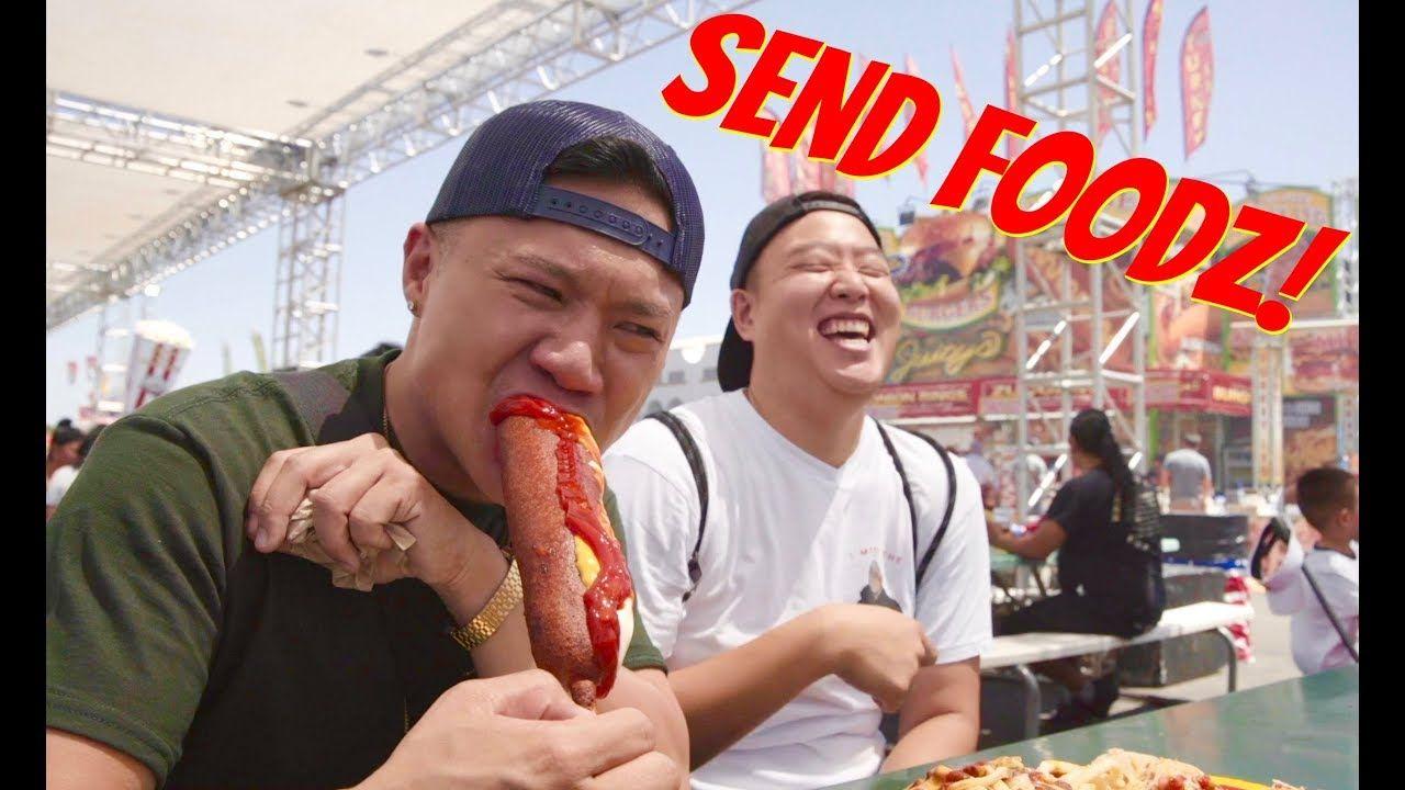 I M Gonna Puke Send Foodz Ep 9 The Oc Fair Youtube The Oc Sending Food Gonna