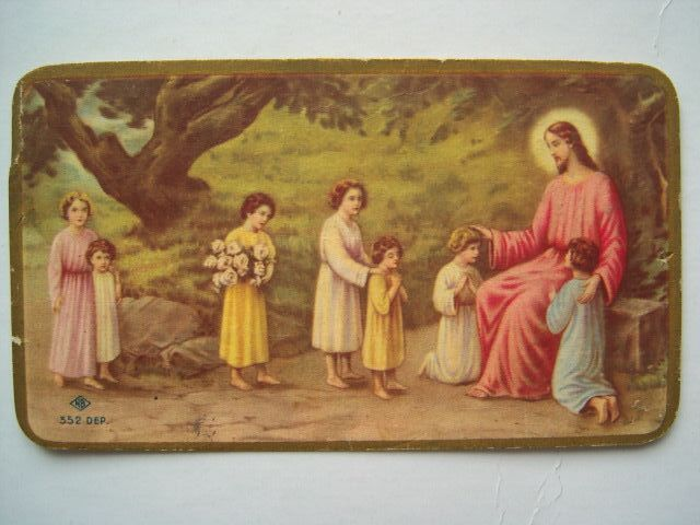 Gesù Cristo coi fanciulli