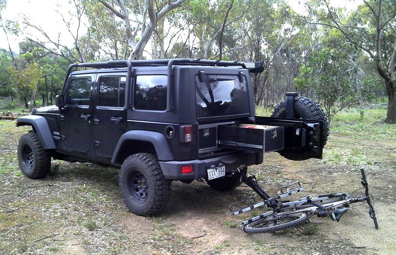 Bike Rack For Jeep Wrangler Google Search With Images Jeep
