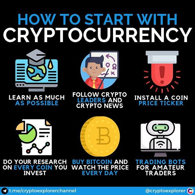 For all of you who wants to start with CryptoCurrency