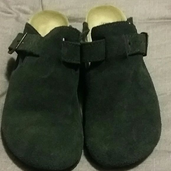 Bjorndal Womens Slides Gently worn navy blue slides. Bjorndal Shoes Sandals