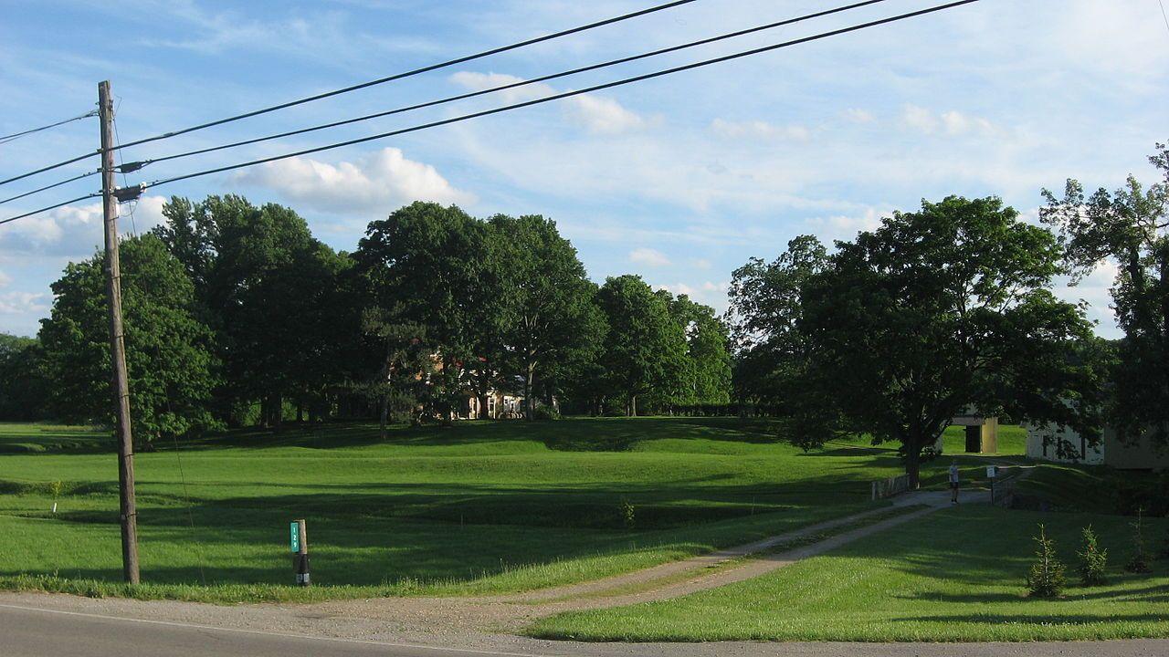 Norvall Hunter Farm in Champaign County, Ohio.