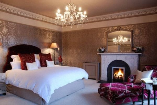 Bedroom Fireplace Design Master Bedroom Ideas With Fireplace  Dream Homes And Interior