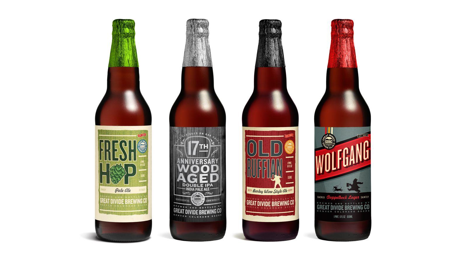 Cultivator Advertising And Design Denver Colorado Denver Advertising Agency Denver Design Beer Design Beer Packaging Design Beer Packaging