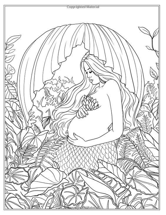 Pin von Barbara auf coloring pregnant, baby, mariage, familie ...