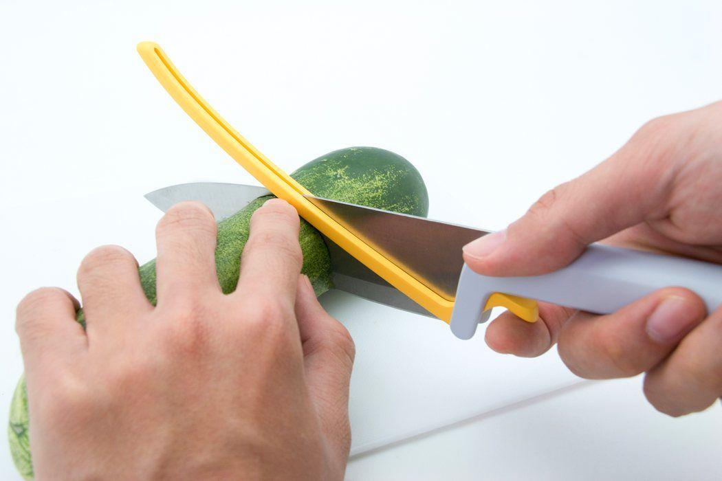 Cooking with confidence cuchillos y navajas pinterest - Utensilios de cocina de diseno ...